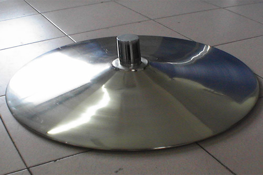 What problems should be paid attention to in the processing of stainless steel spinning products